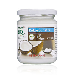 enerBiO Natural and Organic Coconut Oil