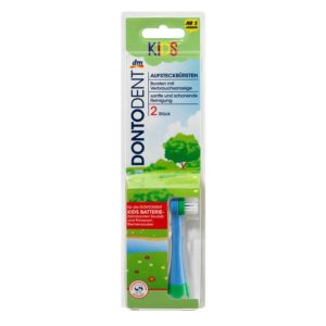 Dontodent Kids toothbrush head