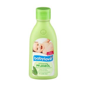 Babylove Protective Vegan Baby Oil