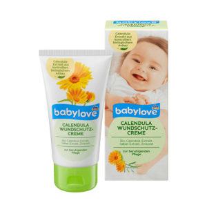 babylove Protective Diaper Cream Calendula