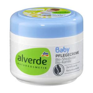 alverde Natural Cosmetics Baby Care Cream