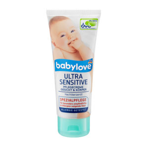 babylove Baby Caring Cream Face & Body